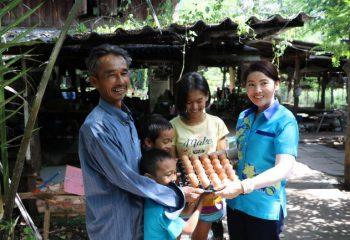 <span>ชาวบ้านในหมู่บ้าน บลูเทค ซิตี้ เร่งให้เกิดโครงการ EEC เป็นวาระแห่งชาติ (ชมคลิป)</span>