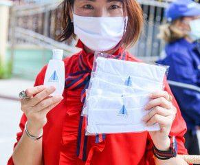 <span>บลูเทค ซิตี้ มอบหน้ากากอนามัย และเจลล้างมือ เพื่อเป็นการป้องการแพร่ระบาด และลดความเสี่ยงในการติดเชื้อไวรัสโควิด 19</span>